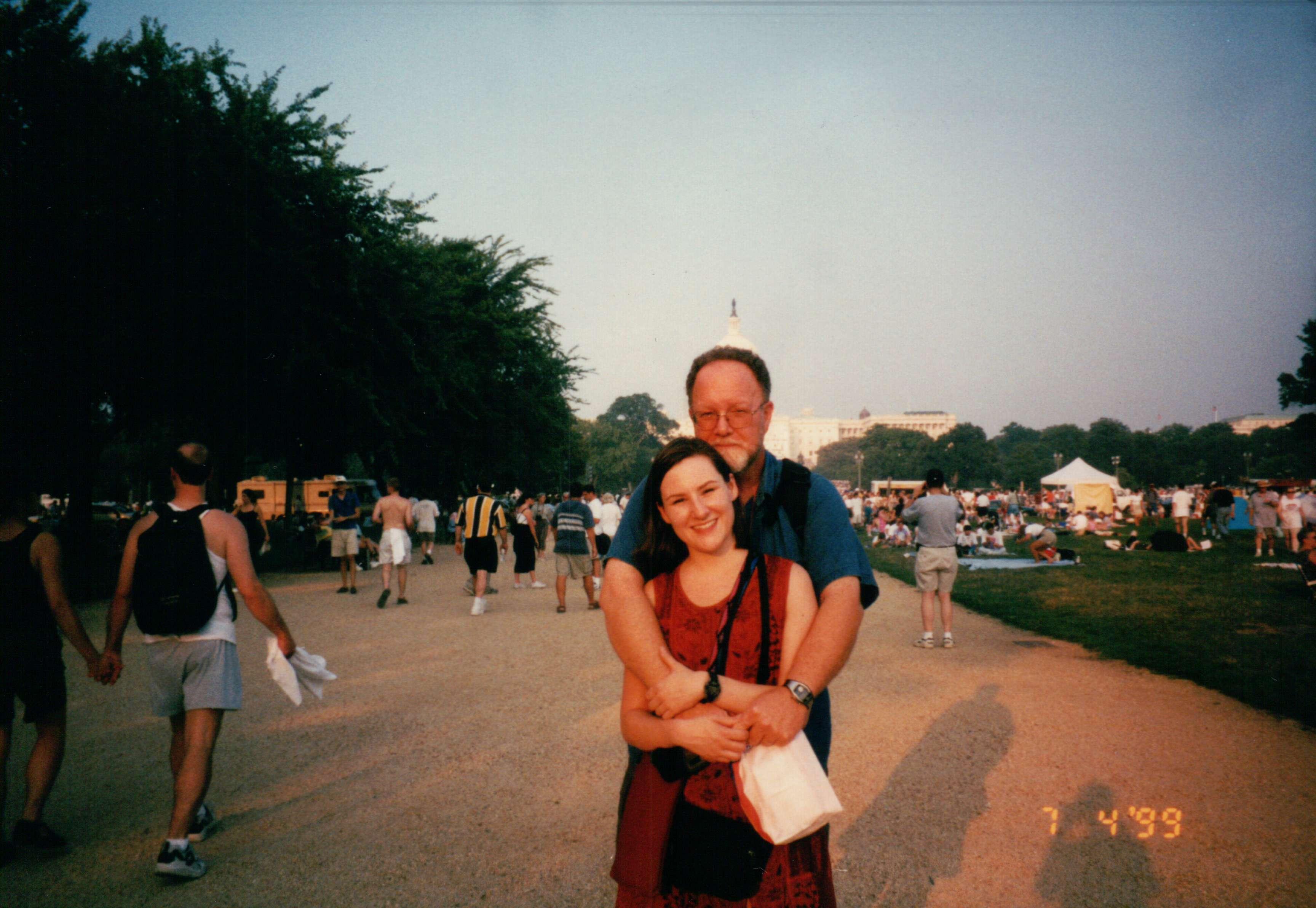 Steven and Rachel