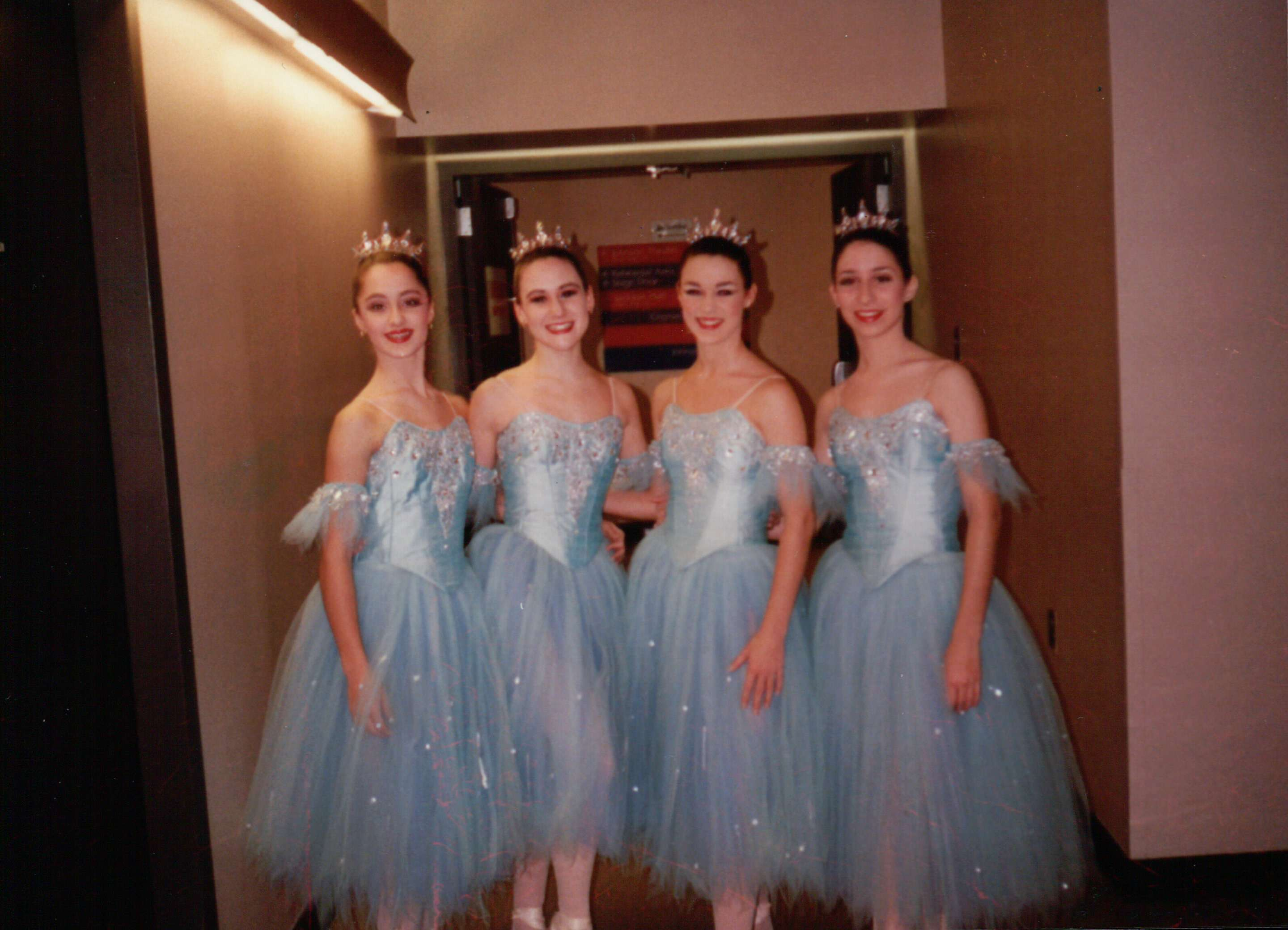 Rachel, in Nutcracker.