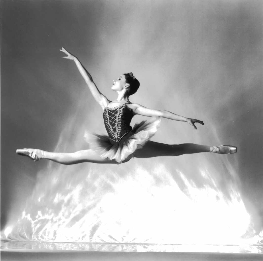 Rachel's during her professional ballet career.